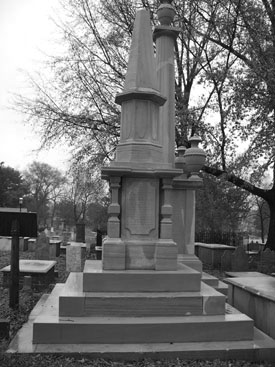 Gen. Samuel Smith tombstone