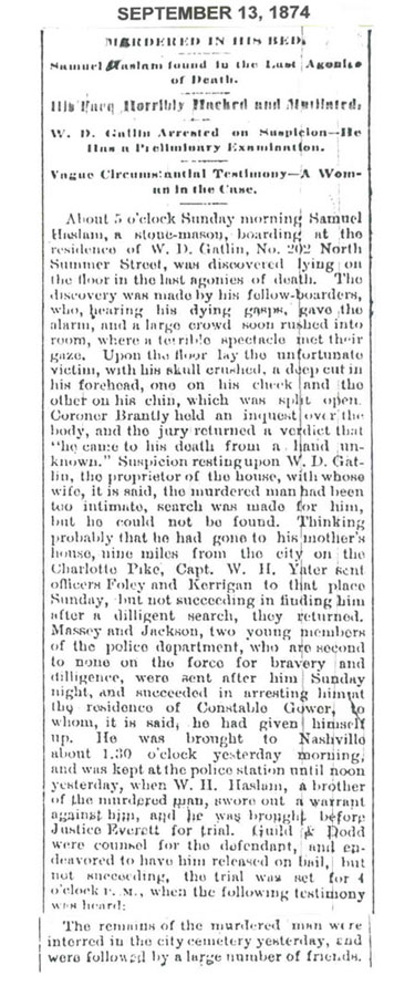 Obituaries for 1874 Page 6
