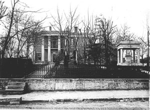 Polk Vine Street House and Monument